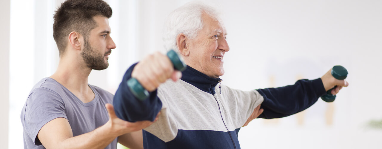personal training in home therapy Sarasota FL